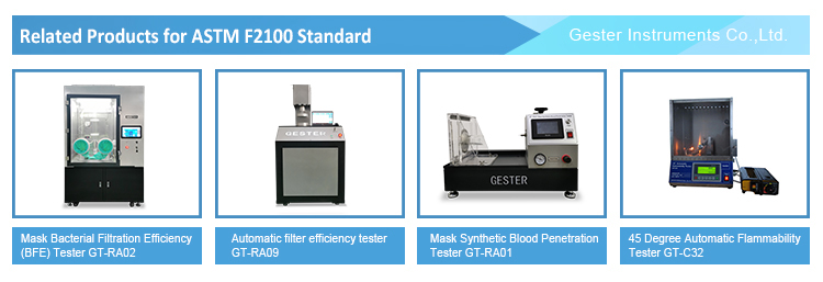 ASTM F2100 testing instruments