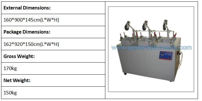 Seam Dynamic Fatigue Tester