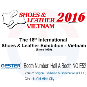 L'International Shoes & cuir exposition 2016